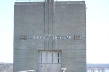 Pomme de Terre Dam