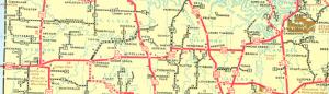 1941 HWY 54 ROAD MAP