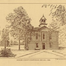 Hickory County Courthouse and Jail